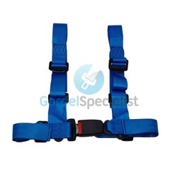 4 point car seatbelt
