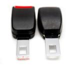 Gordel verlenger, verstelbare lengte, type:A (21mm) E4 goedgekeurde onderdelen